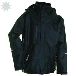Hi Vis Class 3 Parka Jacket - YELLOW