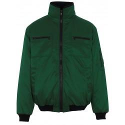 Hi Vis Class 2 Short Sleeve Vest - YELLOW