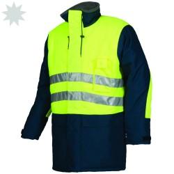 Hi Vis Flame Retardant Vest - YELLOW